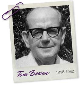 Istorija Bowen tehnike Tom Bowen