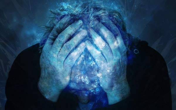 Ajna šesta čakra migrena