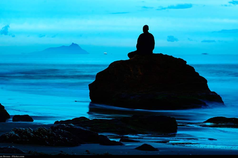 Ajna šesta čakra meditacija