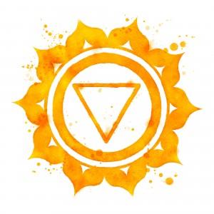 Manipura čakra solarnog pleksusa