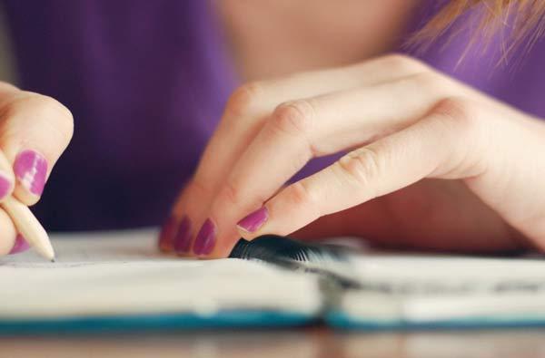 Vishuddha grlena čakra, napišite pismo