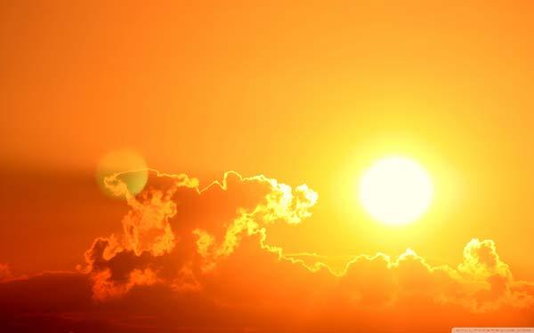Zlatni Reiki sunce