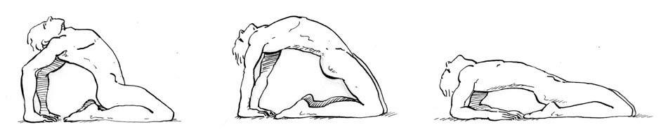 Makko ho vežbe istezanja meridijan želuca i pankreasa
