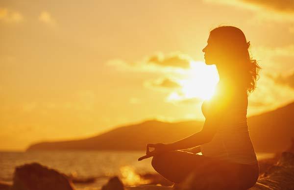 Sahasrara krunska čakra meditacija