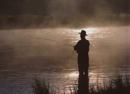 Meditacija pecanje