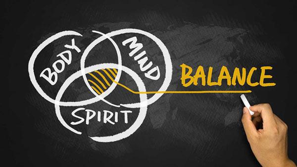 Holistička medicina balans