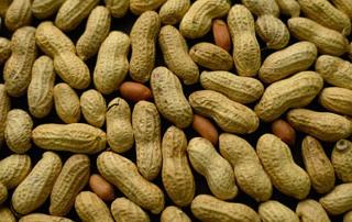 Alergije, kikiriki