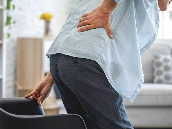 Bowen terapija za bol u leđima, podsećanje