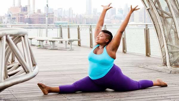 Telo, joga, zadovoljstvo