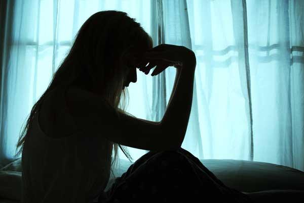 Depresija apatija