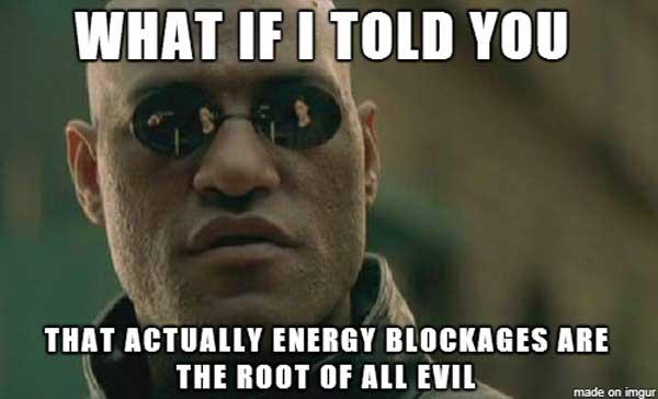 Energetske blokade Matriks