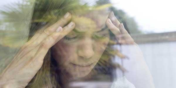 Glavobolja, mučnina