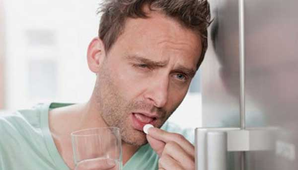 Glavobolja, tablete