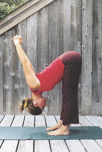 Blokade yoga
