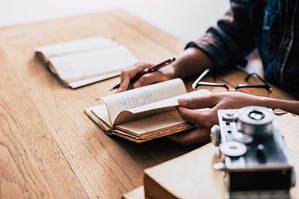 Podrška, pisanje