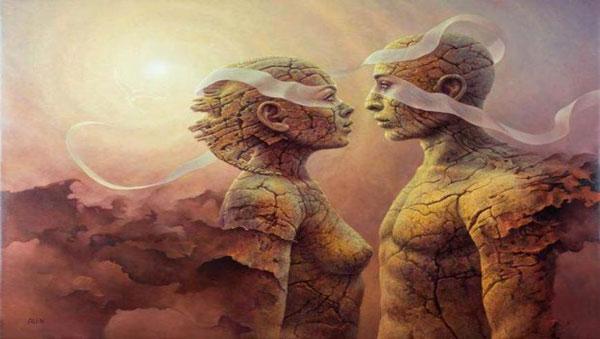 Ljubav, povezanost