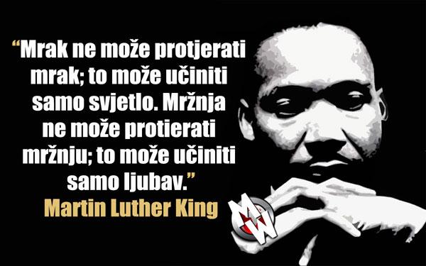 Mržnja M.L. King