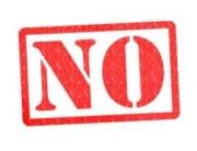 Reći ne