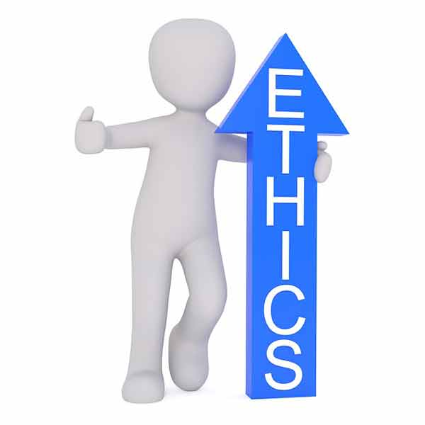 Iskrenost, etika