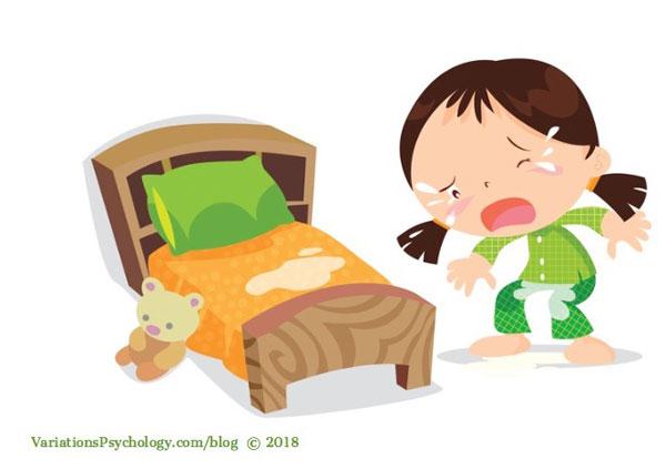 mokrenje u krevet je trauma za dete
