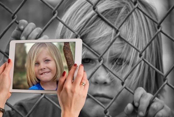 Dete kao slika